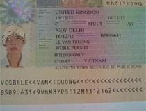Tổng giám đốc làm giả 12 visa