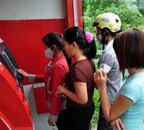 Bí ẩn vụ mất tiền trong thẻ ATM