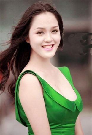 Người đẹp Séc đăng quang Hoa hậu Trái đất; Hoàng Anh