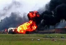 Clip: Nổ lớn tại khu công nghiệp, nhiều người bị thương