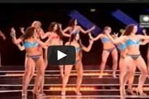 Thí sinh hoa hậu tưng bừng nhảy Gangnam Style