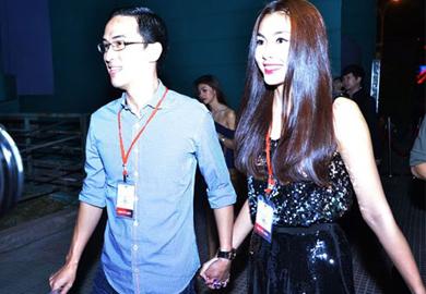 Những khoảnh khắc thú vị của vợ chồng Tăng Thanh Hà