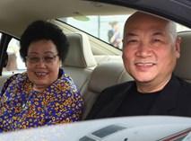'Đường Tăng' hạnh phúc bên vợ đại gia