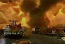 Cháy xe bồn kinh hoàng trong lịch sử TQ