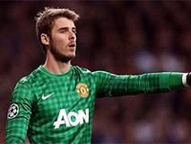 Manchester United: Sẵn sàng chi đậm để giữ De Gea