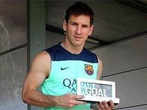 """Danh hiệu """"Cầu thủ xuất sắc nhất châu Âu 2013"""": Lionel Messi là số 1?"""