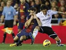 """Valencia – Barca: """"Hang dơi"""" không dễ… xơi"""