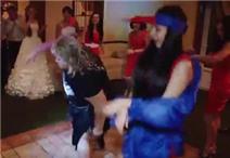 Clip: Quý bà tuổi băm nhảy bốc lửa tại đám cưới
