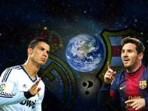 Messi và Ronaldo có thể nằm cùng bảng tử thần ở World Cup
