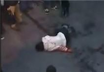 Bị bạn trai đâm hơn 20 nhát dao giữa phố ở Trung Quốc