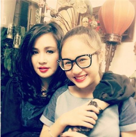 Con gái Thanh Lam xinh đẹp tuổi mới lớn