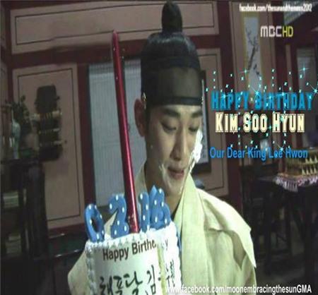 """Kim Soo Hyun trẻ hơn Jun Ji Hyun 7 tuổi và vai diễn """"cụ"""