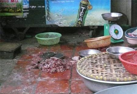 thực-phẩm, thịt-bẩn, đồ-ăn-sẵn, cua, thịt-lợn, cua-đồng, chợ, chất-cấm, mất-vệ-sinh
