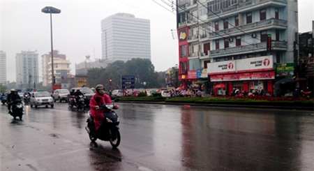 mưa phùn, nồm ẩm