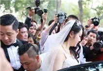 Video: Cận cảnh đám cưới và vợ xinh đẹp của Tuấn Hưng