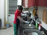 Dịch vụ vệ sinh hút bạc những ngày cận Tết-3