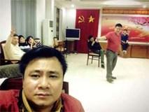 Tự Long tiết lộ hình ảnh hậu trường Táo quân 2015