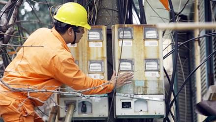 Từ ngày 16/3 giá điện tăng 1.622 đồng/kWh