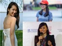 Những nữ du học sinh Việt gặp tổng thống Mỹ