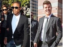 Sao Grammy bị phạt hơn 150 tỉ đồng vì đạo nhạc