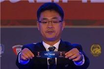 Đội tuyển Việt Nam đụng Thái Lan, Iraq ở vòng loại World Cup 2018