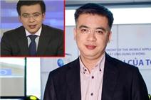 """Bất ngờ với hình ảnh """"già đi trông thấy"""" của BTV Quang Minh"""