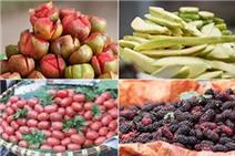 """Những quả chua đặc sản ngon """"ứa nước miếng"""" của tháng 4"""