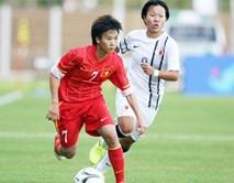 Khai mạc giải bóng đá nữ ĐNÁ 2015: Việt Nam đặt mục tiêu vô địch