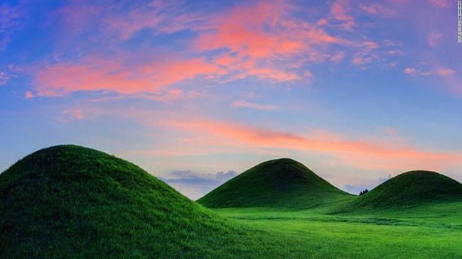 5. Gobungung, Changyeong: Các mộ cổ này có niên đại từ thế kỷ V-VI. Có khoảng 180 mộ cổ ở khu vực phía nam tỉnh Gyeongsang, nằm gần đường chính và dễ tiếp cận.