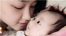 Maya lần đầu chia sẻ việc sinh con và làm mẹ đơn thân