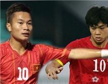 Lộ số áo các tuyển thủ U23 Việt Nam sẽ sử dụng