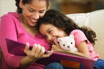 Nhiều lý do để cha mẹ nên đọc sách cùng con