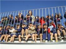 Tham quan trường mẫu giáo lý tưởng ở Nhật