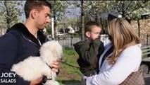 Video thức tỉnh bố mẹ về cách dạy con phản ứng với người lạ