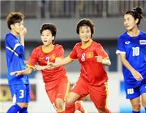19h30 ngày 8/5, ĐT nữ Việt Nam vs Thái Lan: Kỳ phùng địch thủ!