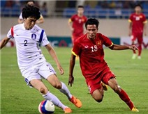 U23 Việt Nam cầm hòa U23 Hàn Quốc