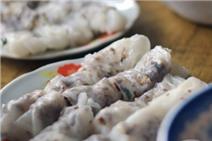 Nhớ se sắt bánh cuốn chan canh nơi phố cổ Đồng Văn