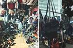 Đi chợ đồ cổ Hà Đông săn hàng gia dụng Nhật bãi chất lượng, giá rẻ-14