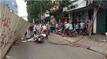 Liên tiếp tai nạn tại dự án đường sắt Hà Nội