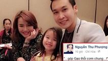 Vợ cũ MC Thành Trung bất ngờ khoe 'tình mới'?