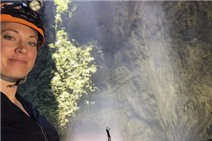 Hang Sơn Đoòng tuyệt đẹp trên sóng truyền hình Mỹ