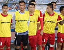 Hôm nay, chốt danh sách ĐT Việt Nam dự vòng loại World Cup 2018