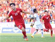 U23 Việt Nam hoà đáng tiếc trước U23 Myanmar