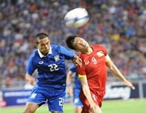 ĐTVN thất bại đáng tiếc trước Thái Lan