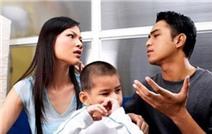 """Thiếu kiên định, thống nhất: Bố mẹ đang """"bắt"""" con hư?"""