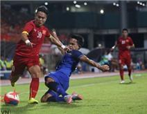 U23 Việt Nam chạm trán U23 Myanmar ở bán kết