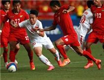U23 Việt Nam để thua đầy tiếc nuối trước U23 Myanmar