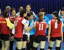 Tin Sea games từ Singapore: Chờ tin vui từ bóng chuyền