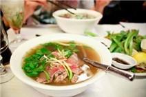 Tìm quán phở Việt nổi danh ở nước ngoài