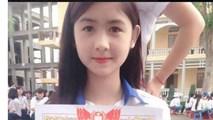 Bí kíp đạt học sinh giỏi của 'hot girl chân khoèo'